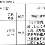 技術士第二次試験対策:必須科目の試験対策(リスク管理)