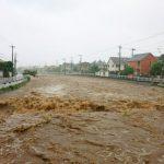 台風に伴う大雨による災害